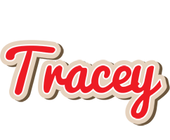 Tracey chocolate logo