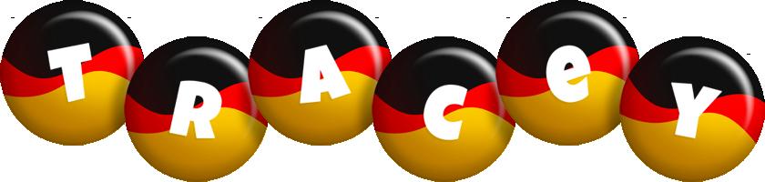 Tracey german logo