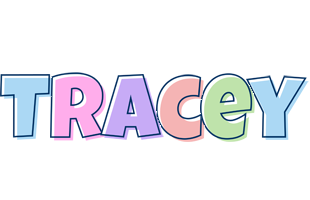 Tracey pastel logo