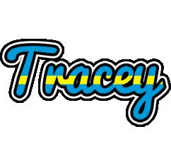 Tracey sweden logo