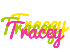 Tracey sweets logo
