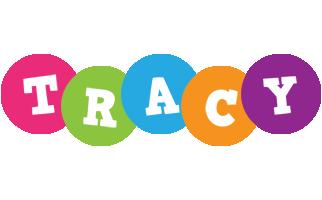 Tracy friends logo