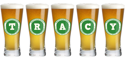Tracy lager logo