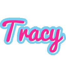 Tracy popstar logo