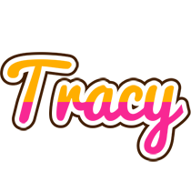 Tracy smoothie logo