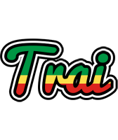 Trai african logo