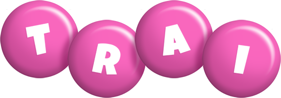 Trai candy-pink logo