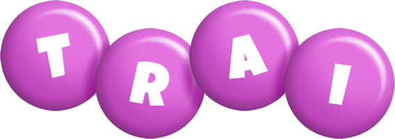 Trai candy-purple logo