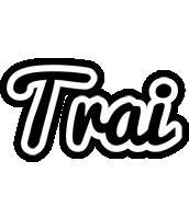 Trai chess logo