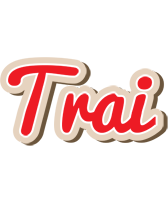 Trai chocolate logo