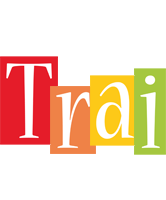 Trai colors logo