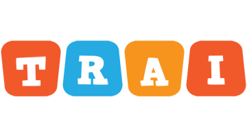 Trai comics logo