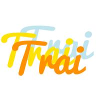 Trai energy logo