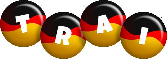 Trai german logo