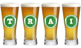 Trai lager logo
