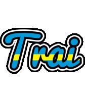 Trai sweden logo