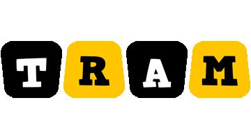 Tram boots logo