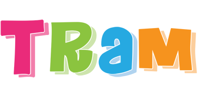 Tram friday logo