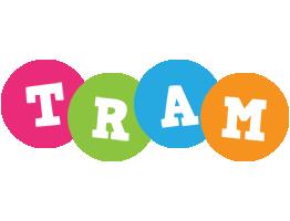 Tram friends logo