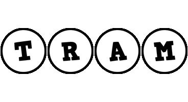 Tram handy logo