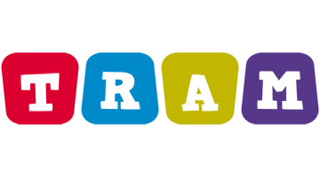 Tram kiddo logo