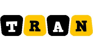 Tran boots logo