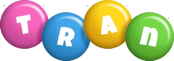 Tran candy logo