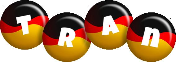 Tran german logo