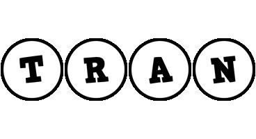 Tran handy logo