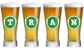 Tran lager logo