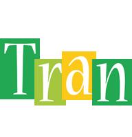 Tran lemonade logo