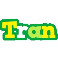 Tran soccer logo