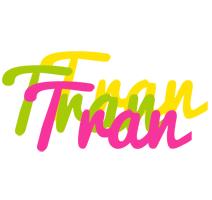 Tran sweets logo