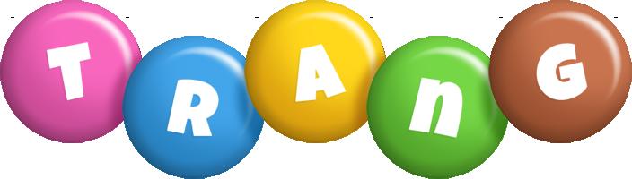 Trang candy logo