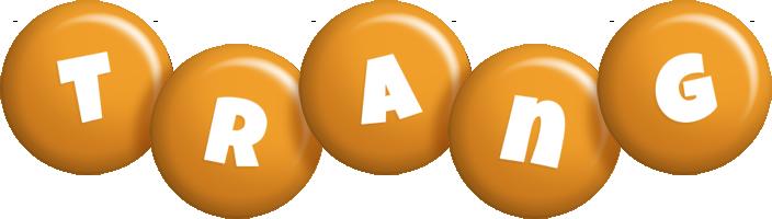 Trang candy-orange logo
