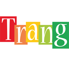 Trang colors logo