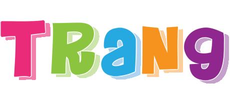 Trang friday logo