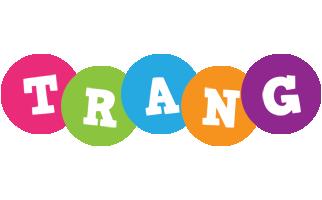 Trang friends logo
