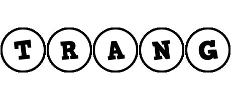 Trang handy logo