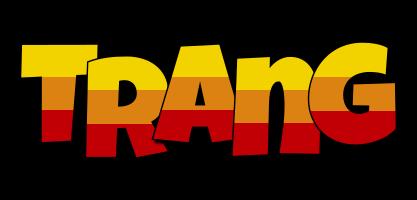 Trang jungle logo