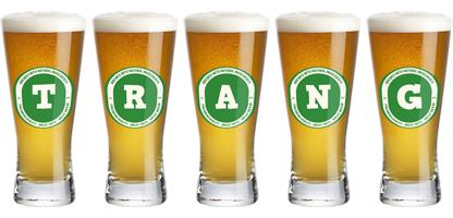 Trang lager logo