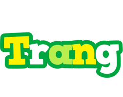 Trang soccer logo