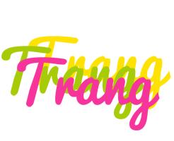 Trang sweets logo