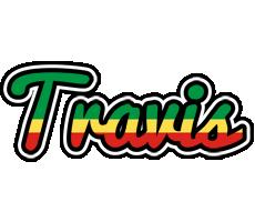 Travis african logo