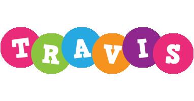 Travis friends logo