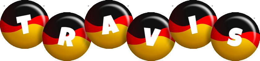 Travis german logo