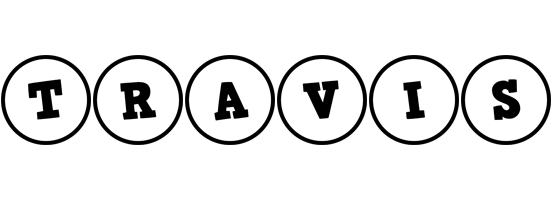 Travis handy logo