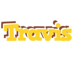 Travis hotcup logo