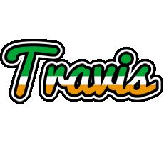 Travis ireland logo