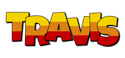 Travis jungle logo
